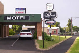 The Diplomat Motel - Tweed Heads Accommodation
