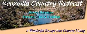 Koomulla Country Retreat - Tweed Heads Accommodation