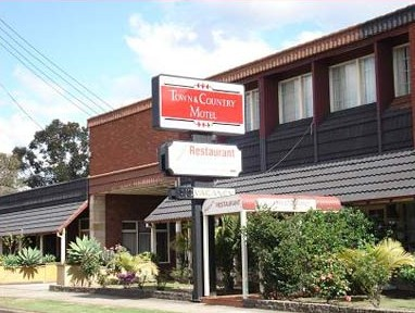 Town  Country Motel - Tweed Heads Accommodation