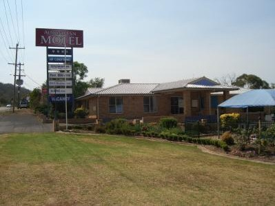 Almond Inn Motel - Tweed Heads Accommodation
