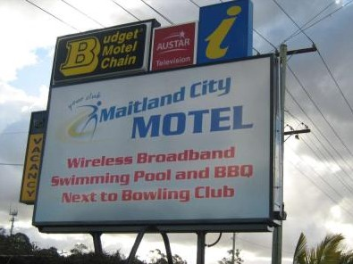 Maitland City Motel - Tweed Heads Accommodation
