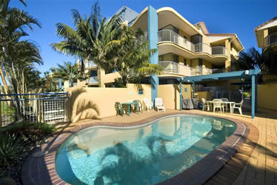 Surf Club Apartments - Tweed Heads Accommodation