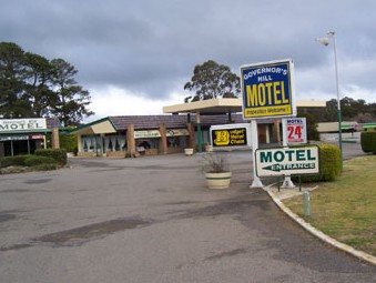 Governors Hill Motel - Tweed Heads Accommodation