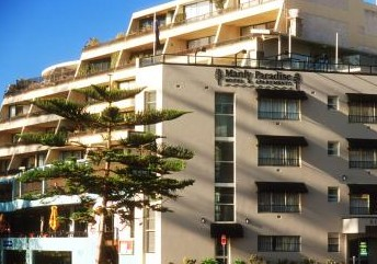 Manly Paradise Motel And Apartments - Tweed Heads Accommodation