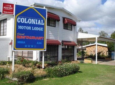 Colonial Motor Lodge - Tweed Heads Accommodation