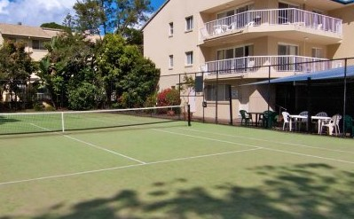 Paradise Grove Holiday Apartments - Tweed Heads Accommodation