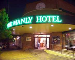 The Manly Hotel - Tweed Heads Accommodation