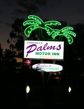 Chinchilla Palms Motor Inn - Tweed Heads Accommodation