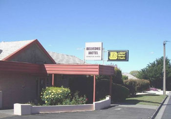 Belvedere Motel - Tweed Heads Accommodation