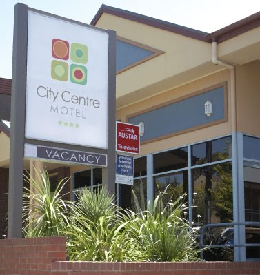 City Centre Motel - Tweed Heads Accommodation
