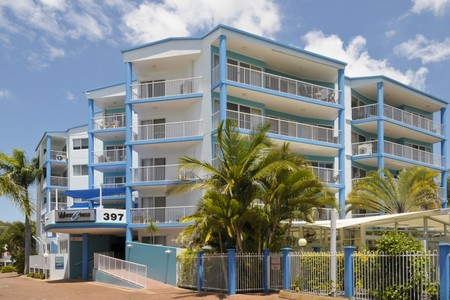 White Crest Luxury Apartments - Tweed Heads Accommodation