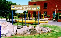 Goolwa Caravan Park - Tweed Heads Accommodation