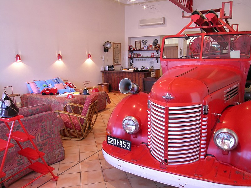 The Fire Station Inn - Fire Engine Suite - Tweed Heads Accommodation