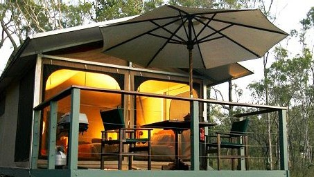 Jabiru Safari Lodge at Mareeba Wetlands - Tweed Heads Accommodation
