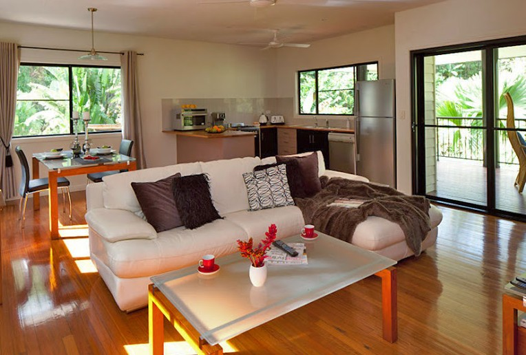 Misty Mountains Tropical Rainforest Romantic Retreat - Tweed Heads Accommodation