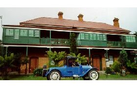 Kingsley House Olde World Accommodation - Tweed Heads Accommodation