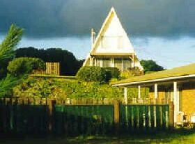 King Island A Frame Holiday Homes - Tweed Heads Accommodation