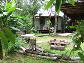 Ride On Mary Bush Cabin Adventure Stay - Tweed Heads Accommodation