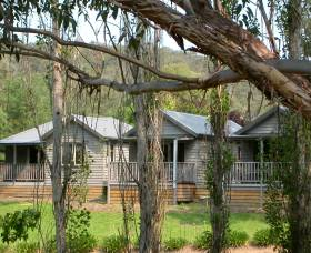 The Homestead Cabins Brogo - Tweed Heads Accommodation
