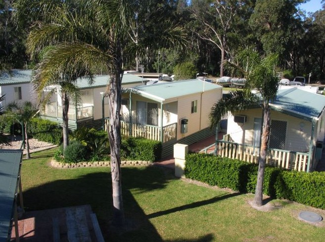 Jervis Bay Caravan Park - Tweed Heads Accommodation