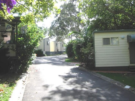 Palm Beach Caravan Park - Tweed Heads Accommodation