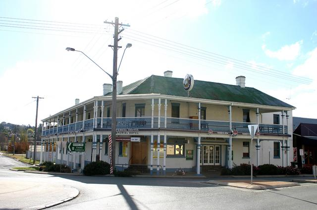 Imperial Hotel Bombala - Tweed Heads Accommodation