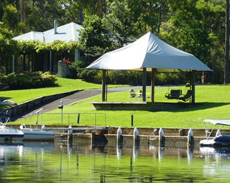 Nundoobah Retreat - Tweed Heads Accommodation