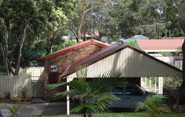 2 Dogs Cottages - Tweed Heads Accommodation