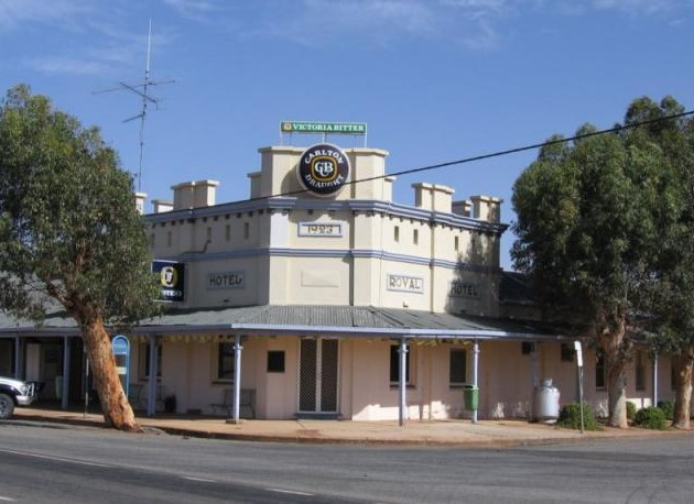 Royal Hotel Grong Grong - Tweed Heads Accommodation