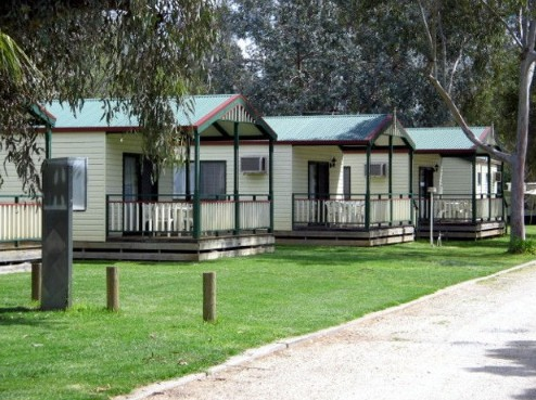 Howlong Caravan Park - Tweed Heads Accommodation