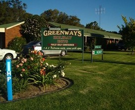 Greenways Holiday Units - Tweed Heads Accommodation