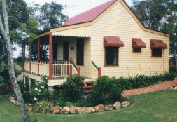 Mango Hill Cottages Bed and Breakfast - Tweed Heads Accommodation