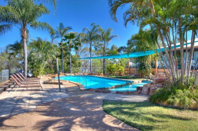 Lake Maraboon Holiday Village - Tweed Heads Accommodation