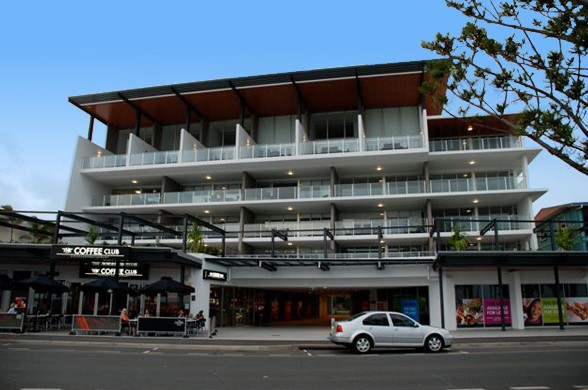 Echelon Apartments Yeppoon - Tweed Heads Accommodation
