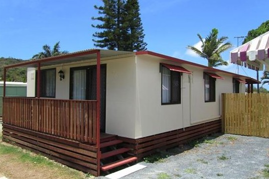 BIG4 Capricorn Palms Holiday Village - Tweed Heads Accommodation