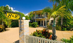 While Away Bed and Breakfast - Tweed Heads Accommodation