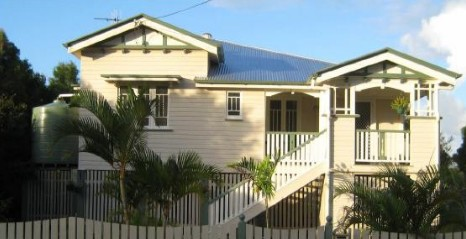 Eco Queenslander Holiday Home and BB - Tweed Heads Accommodation