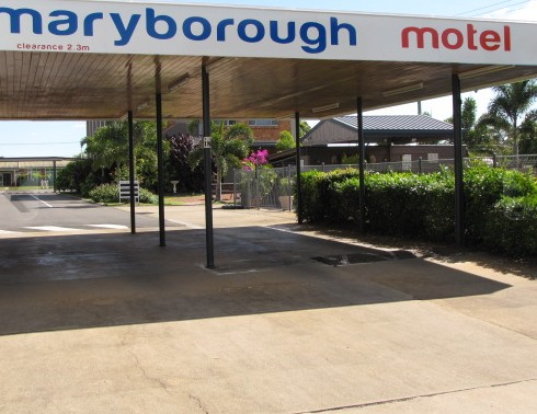 Maryborough Motel and Conference Centre - Tweed Heads Accommodation