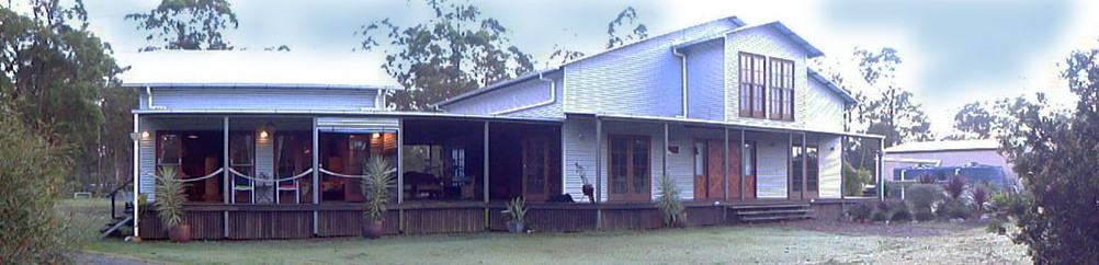 Tin Peaks Bed and Breakfast - Tweed Heads Accommodation