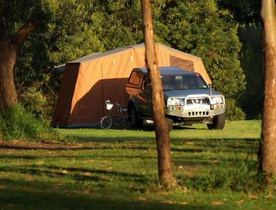 Goomburra Valley Campground - Tweed Heads Accommodation