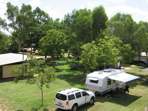 BAILEY BAR CARAVAN PARK - Tweed Heads Accommodation