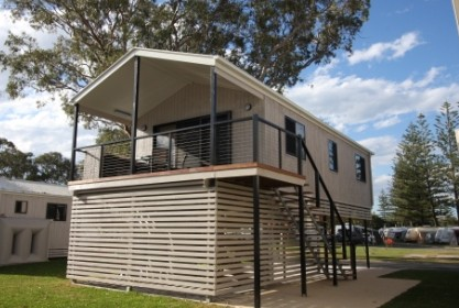 Gold Coast Tourist Parks Tallebudgera Creek - Tweed Heads Accommodation