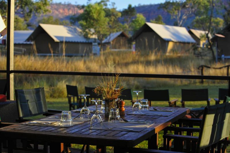 Bell Gorge Wilderness Lodge - Tweed Heads Accommodation