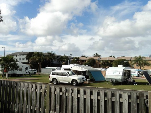 Palm Beach Mobile & Tourist Park - Tweed Heads Accommodation