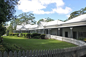 Woodleigh Homestead Bed  Breakfast - Tweed Heads Accommodation