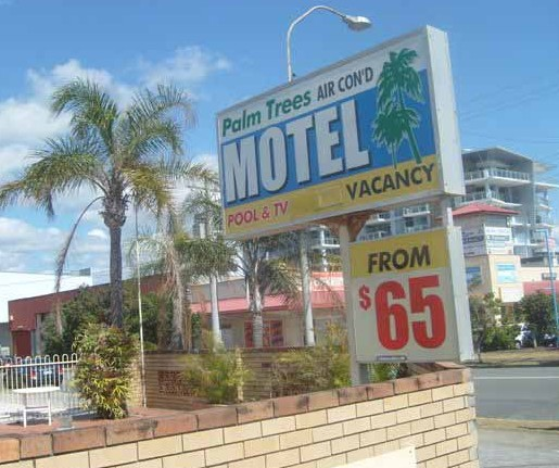 Palm Trees Motel - Tweed Heads Accommodation