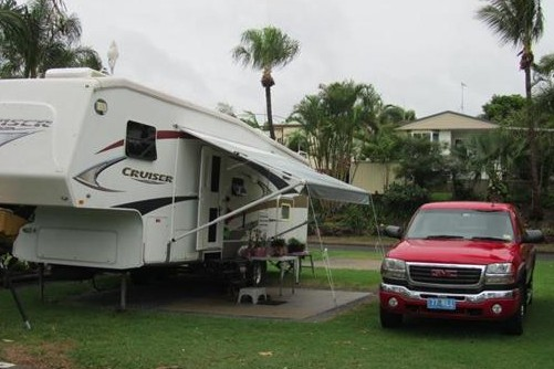 Big 4 Capricorn Palms Holiday Village - Tweed Heads Accommodation