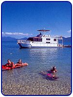 Hinchinbrook Rent A Yacht And House Boat - Tweed Heads Accommodation