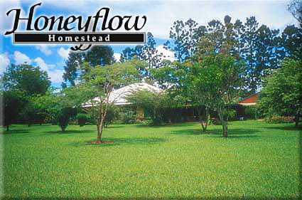 Honeyflow Homestead - Tweed Heads Accommodation
