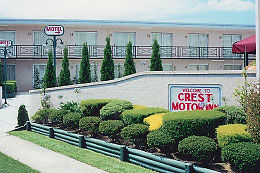 Crest Motor Inn - Tweed Heads Accommodation